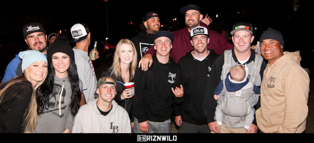 Great seeing the team and friends at Pismo