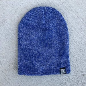 RIZNWILD Frost Beanie in Royal