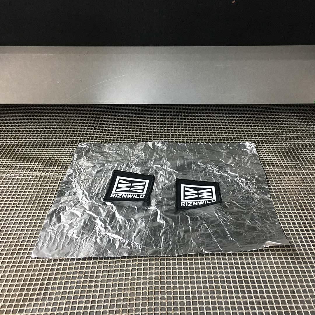 glue melting | foil fix