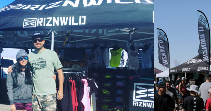 2020 IJSBA World Finals - RIZNWILD Booth