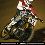 Zack ripping the track