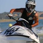 Pete Zernik jet ski racer